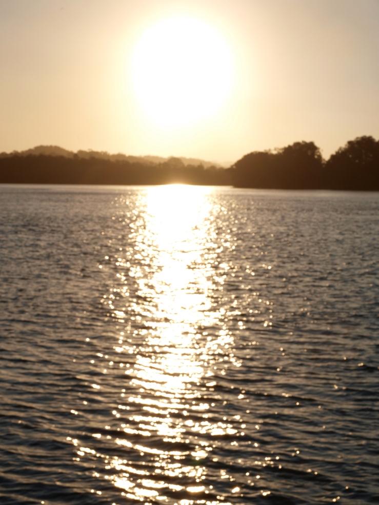 Tweed River Sunset