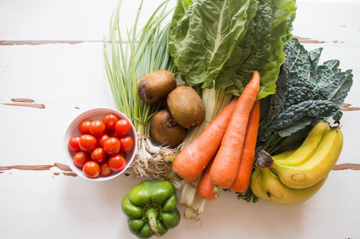 Organic veges